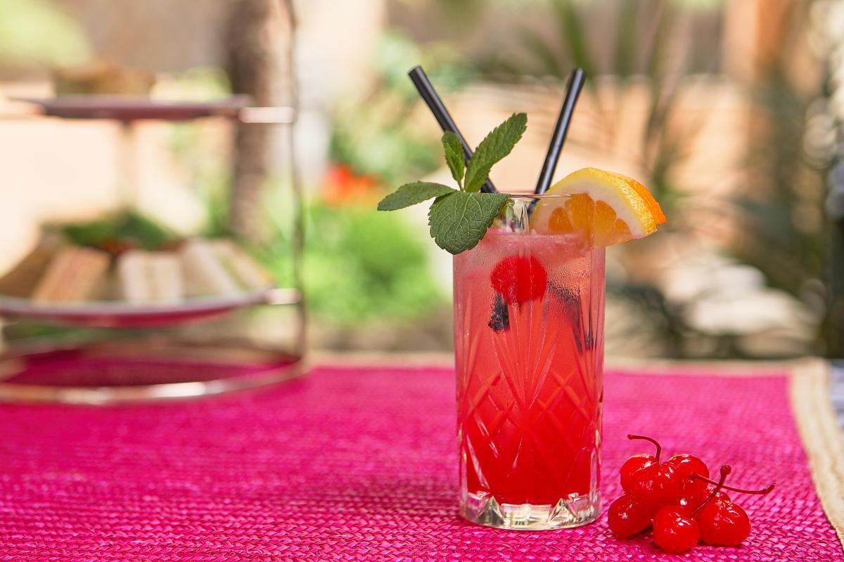 La ricetta del gin fizz con tè freddo