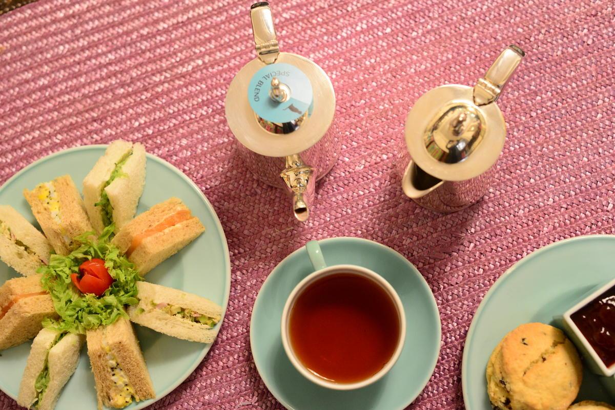 Afternoon Tea: un'esperienza da fare almeno una volta nella vita