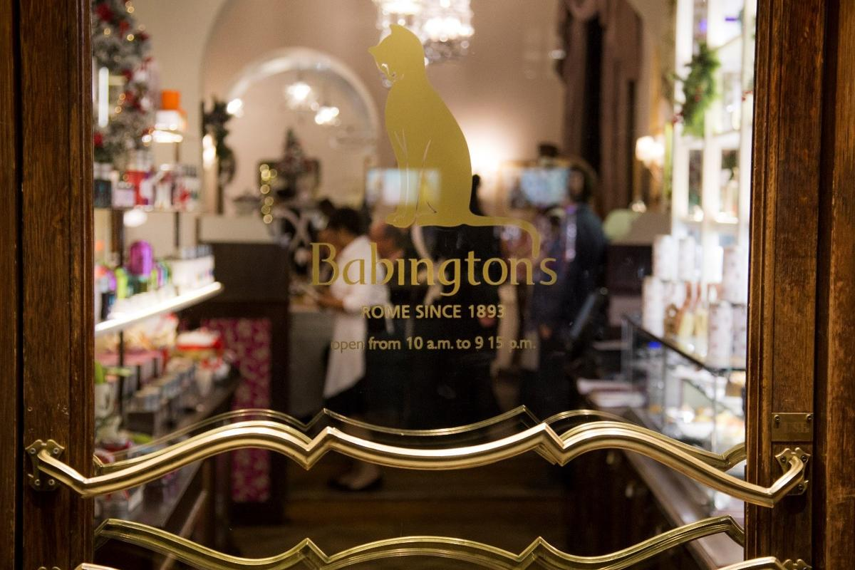 Babingtons, i primi 125 anni