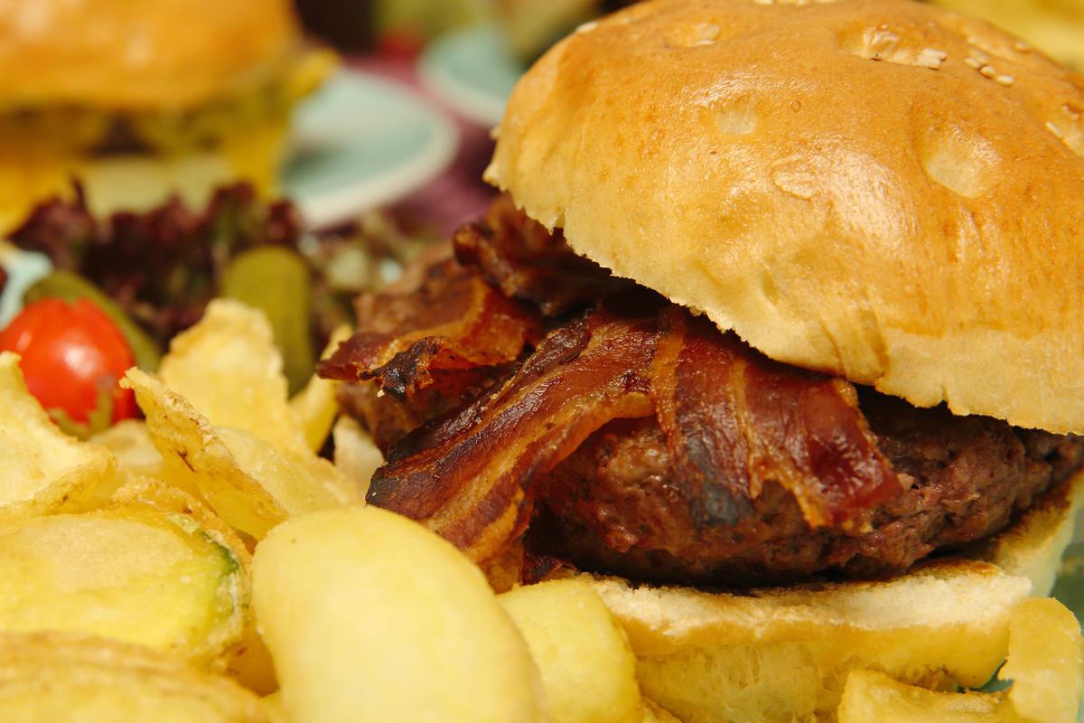 Hamburger Roma: Babingtons tra i primi in Italia