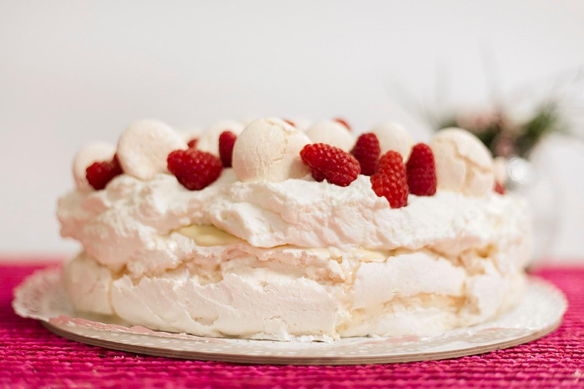 Torta Pavlova: una storia d'amore