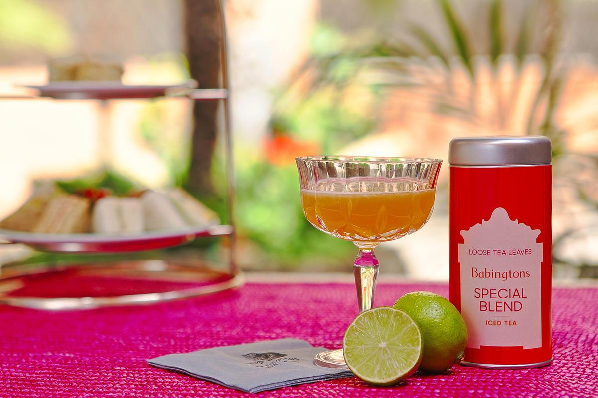 Cocktails a base di tè, allegri e coloratissimi. Il must della stagione autunnale