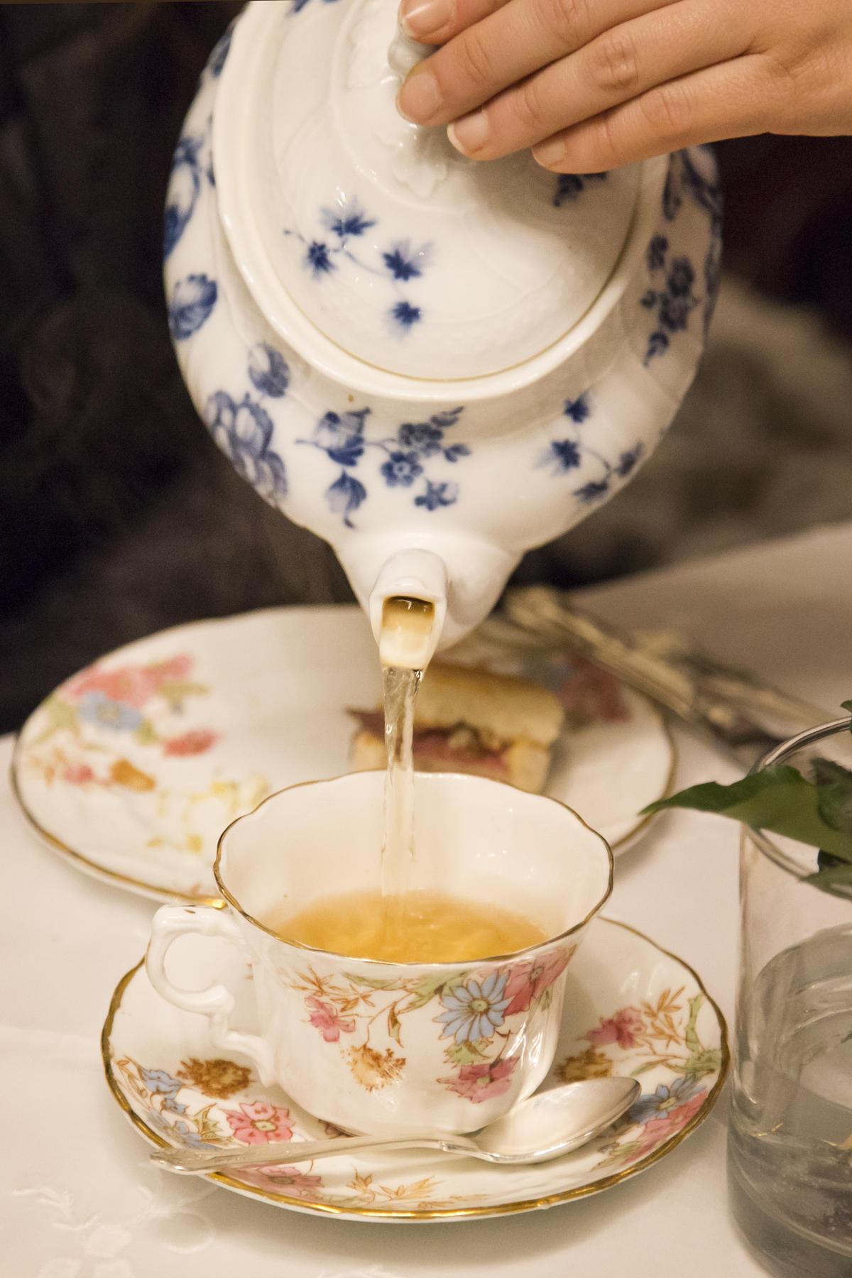Tè bianco un classico senza tempo