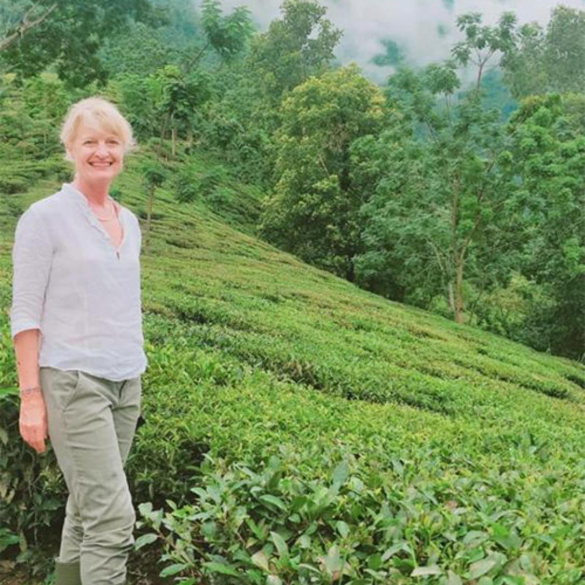 Il mio viaggio in Darjeeling