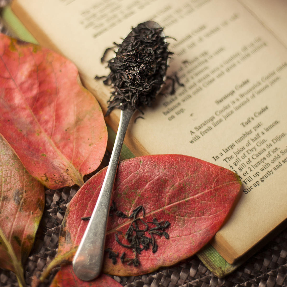 Giochi di tè – L'ingredienTè