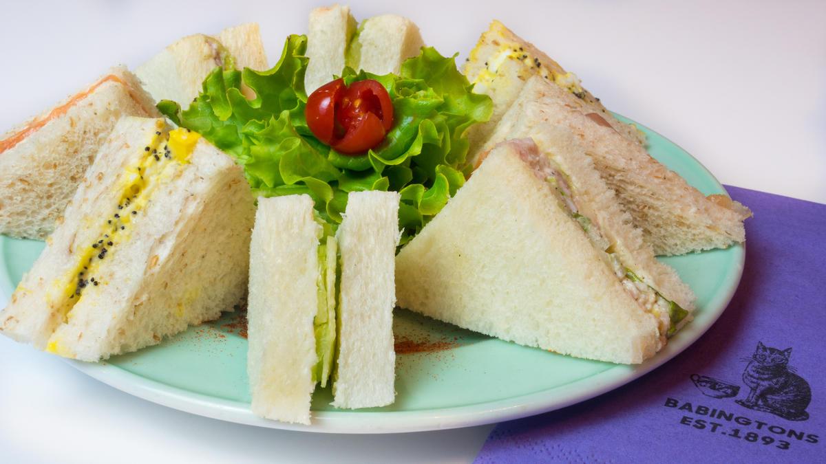 Ad ogni sandwich il suo tè: tre ricette del Tea Time di Babingtons
