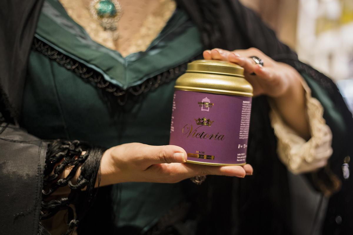 La Regina del tè: Happy Birthday Queen Victoria!