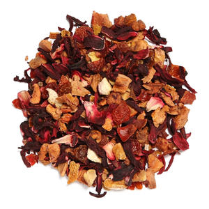 Babingtons Summer Fruit Herbal Tea - Barattolo - Tisane