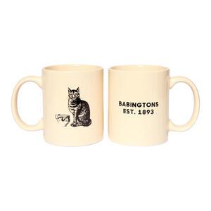 """""""Babingtons' cat"""" mugs - Homeware"""