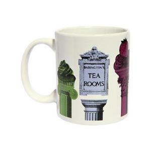 """Roman cup cake"" mugs - Homeware"