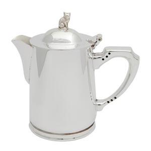 Bricco per acqua calda in Sheffield silver-plate - 1 Pint - Servizi da té