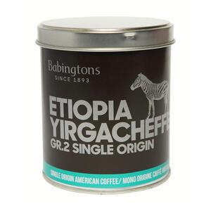 Caffè mono origine Etiopia Yirgacheffe - Macinato Americano - Macinato moka