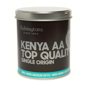 "Kenya ""AA"" Top Quality Single Origin - American - American"