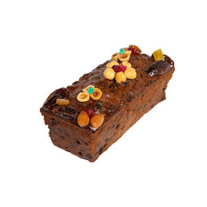 Rich Christmas Fruit Cake Rectangle - Our cakes and pastries