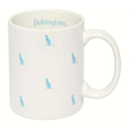 Tazza con Gattini - Blu - Articoli per il Tè