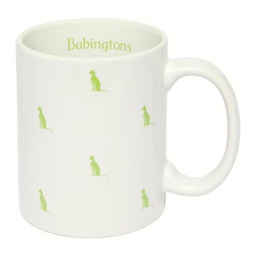 Tazza con Gattini - Verde - Articoli per il Tè