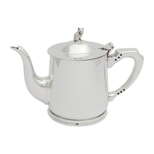 Teiera in Sheffield silver-plate - 1 Pint -