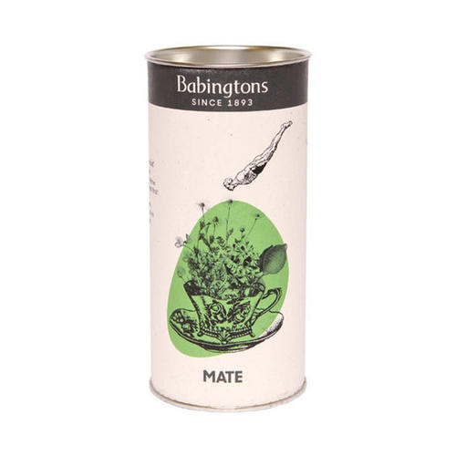 Mate Herbal Tea - Airtight Tin -