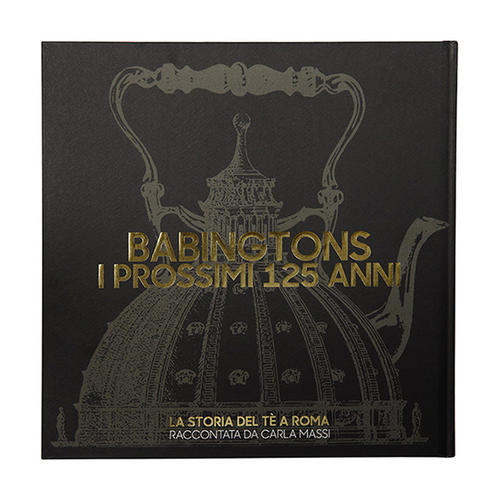 Babingtons: the first 125 years -italian version - Books and notebooks