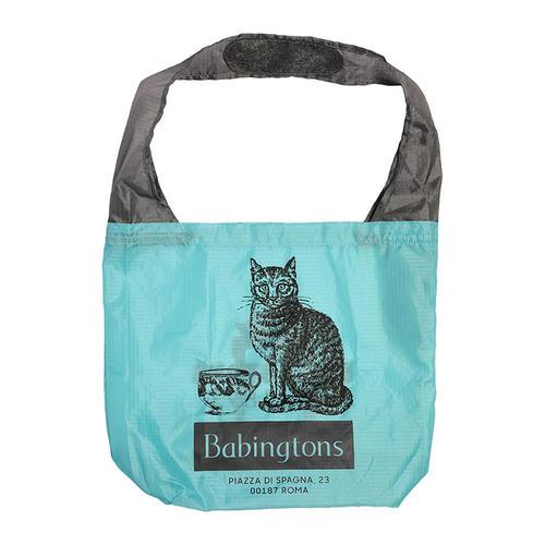 Shopping bag celeste - Articoli per il Tè