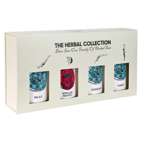 Relax Herbal Teas - Gift Box - Gift Ideas
