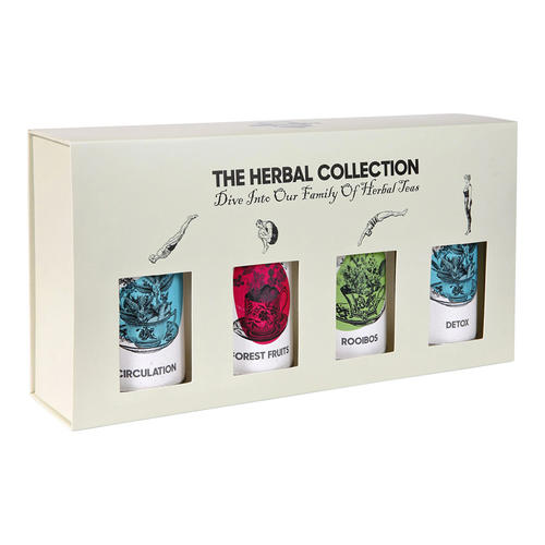 Well-being Herbal Teas - Gift Box - Gift Ideas