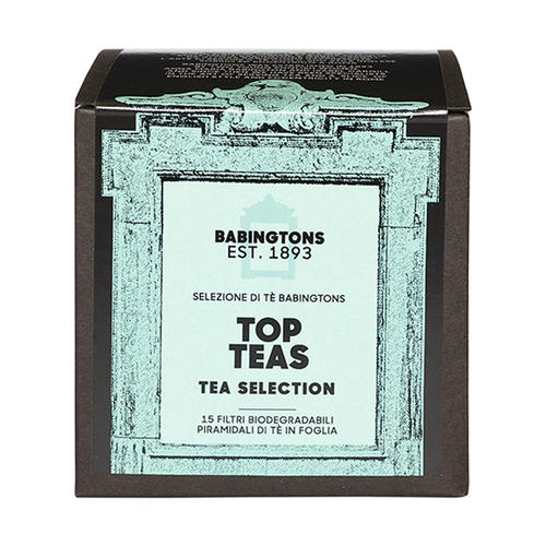 Top Teas - Filtri - Tè