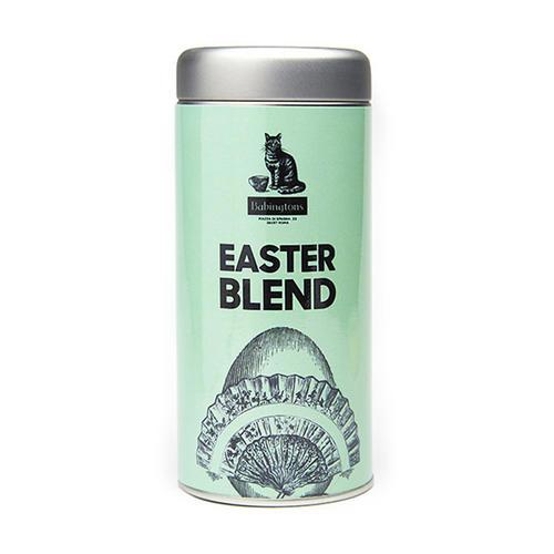 Il Tè di Pasqua - Barattolo Verde Acqua -