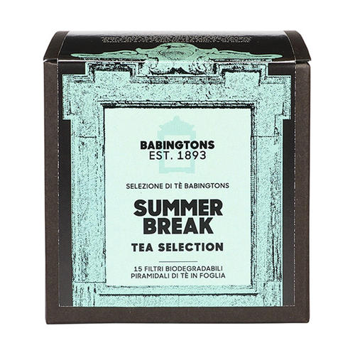 Summer Break Box - Tè