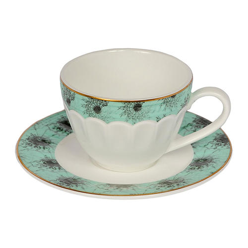 Isabel coffee cup with saucer -