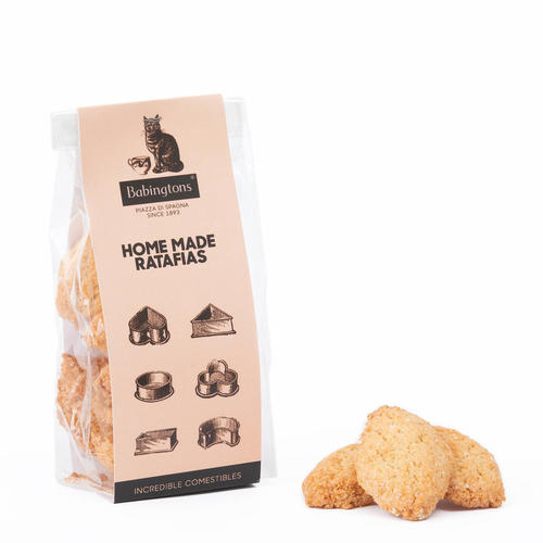 Ratafia Biscuits - Our cakes and pastries