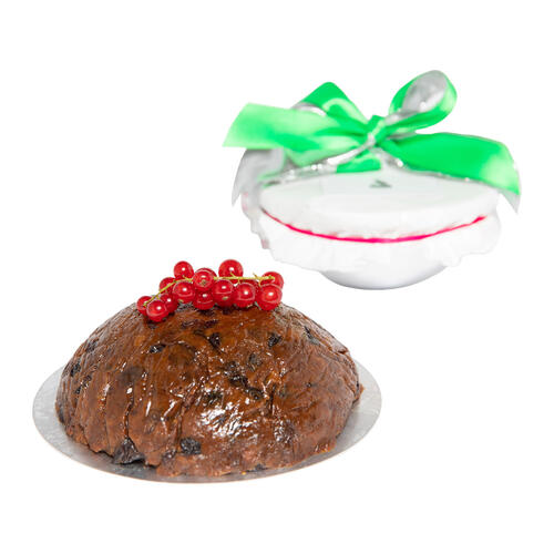 Christmas Plum Pudding - 300gr - Our cakes and pastries