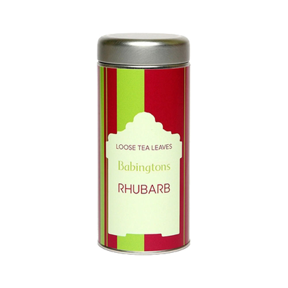 Tè Babingtons Red Rhubarb - Barattolo
