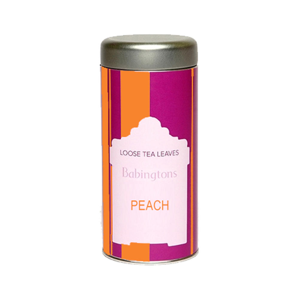 Tè Babingtons Sunny Peach - Barattolo