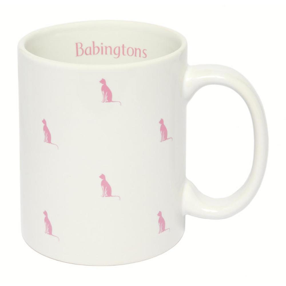 Tazza con Gattini Colorati - Rosa - Articoli per il Tè