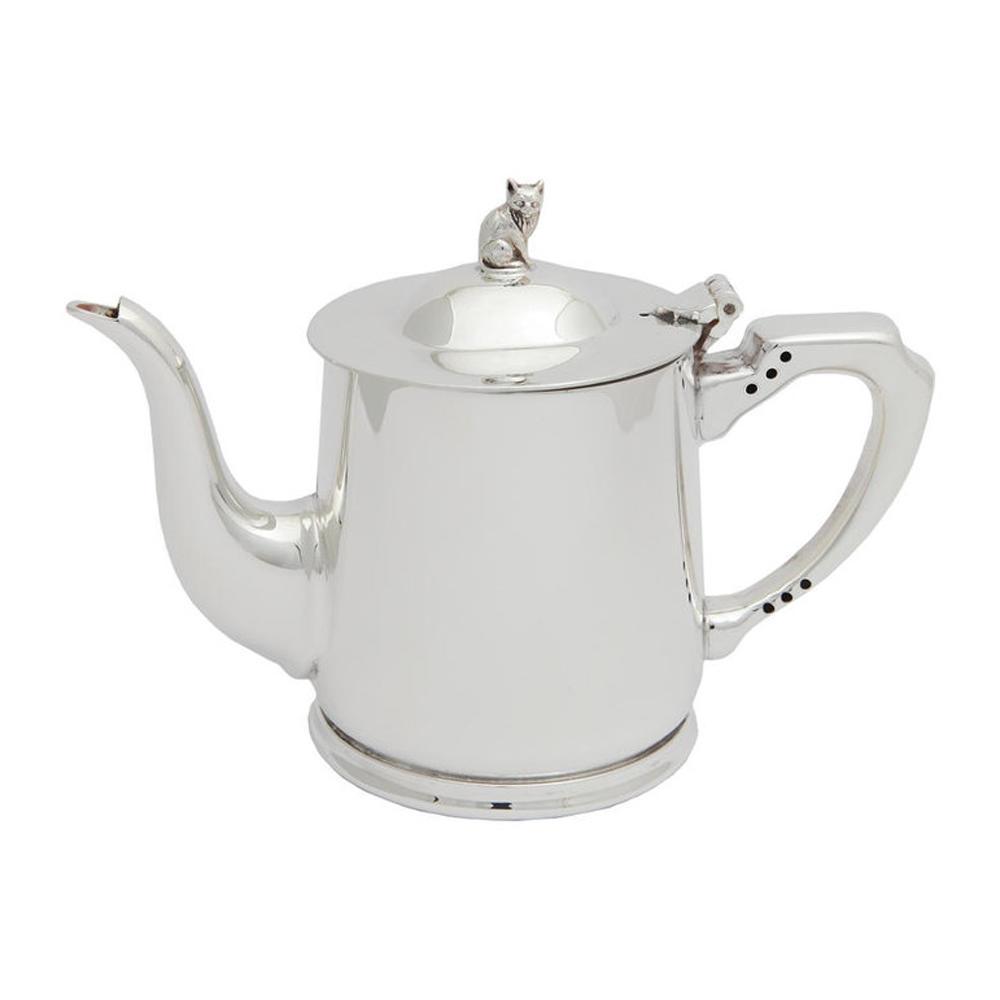 Sheffield silver-plated tea pot - 1 Pint - Homeware