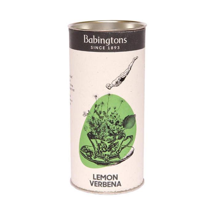 Lemon Verbena Herbal Tea - Airtight Tin