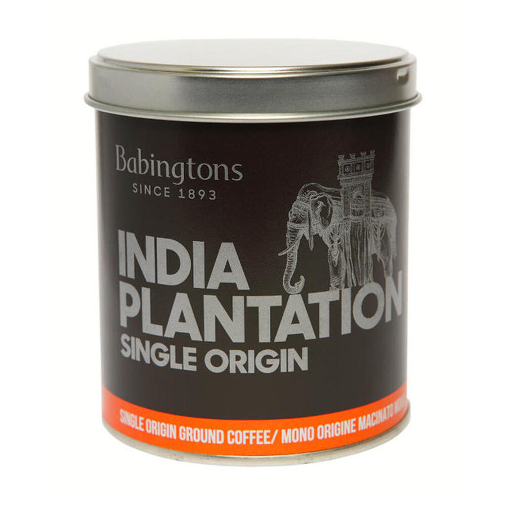 India Plantation Mysore Single Origin - Ground Moka - Coffee