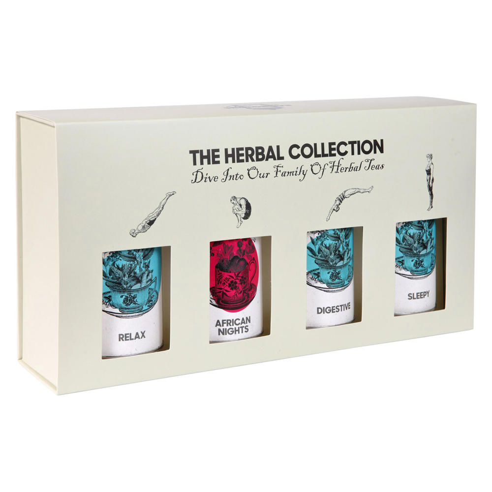 Relax Herbal Teas - Gift Box