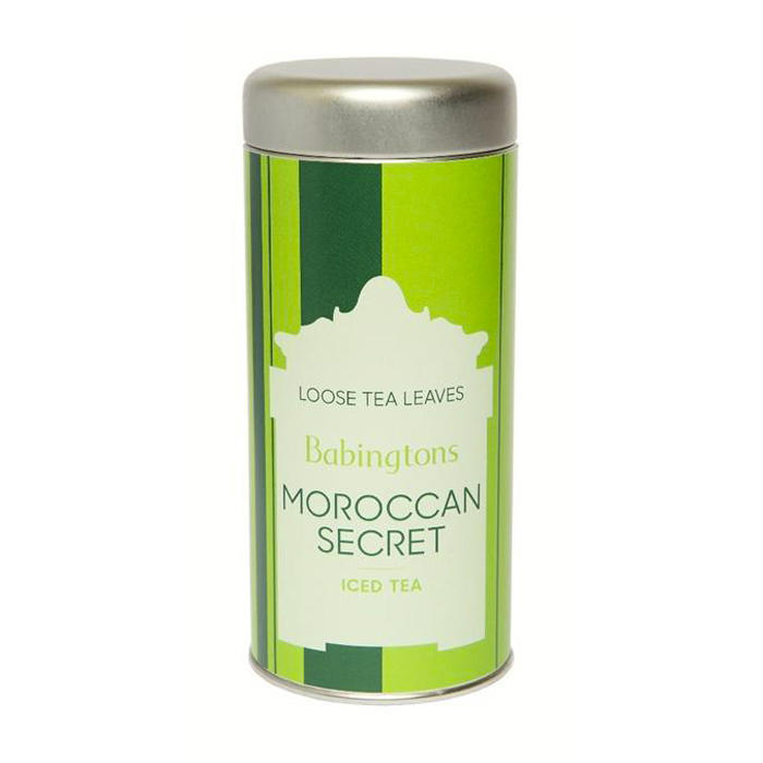Tè Summer Moroccan Secret - Barattolo