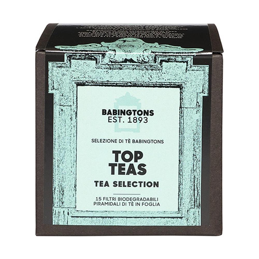 Top Teas - Filtri - Tè