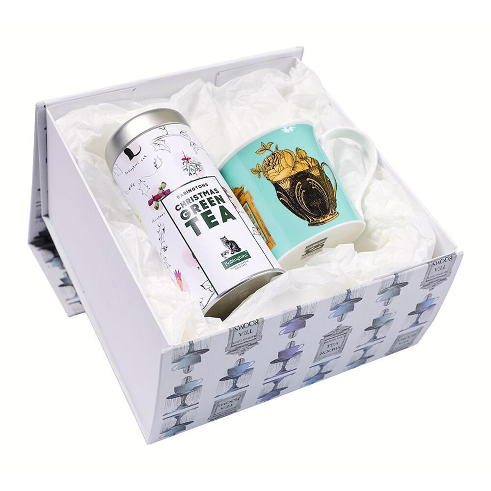 Gift Box Christmas Green Tea & Tazza celebrativa -