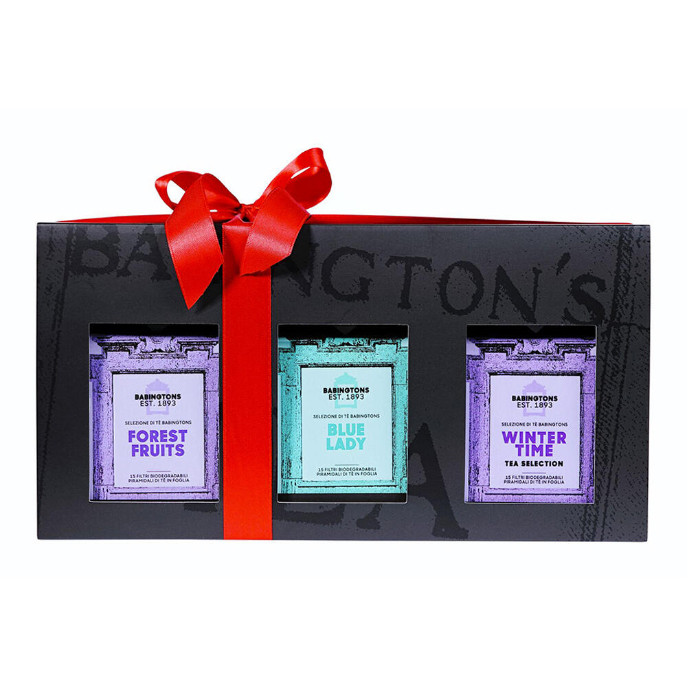 Gift Box Winter - Filter bags