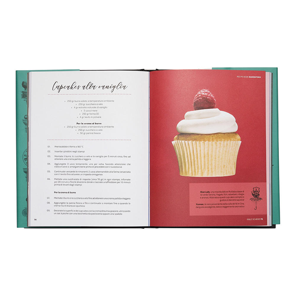 Babingtons: le ricette del tea time - italian version