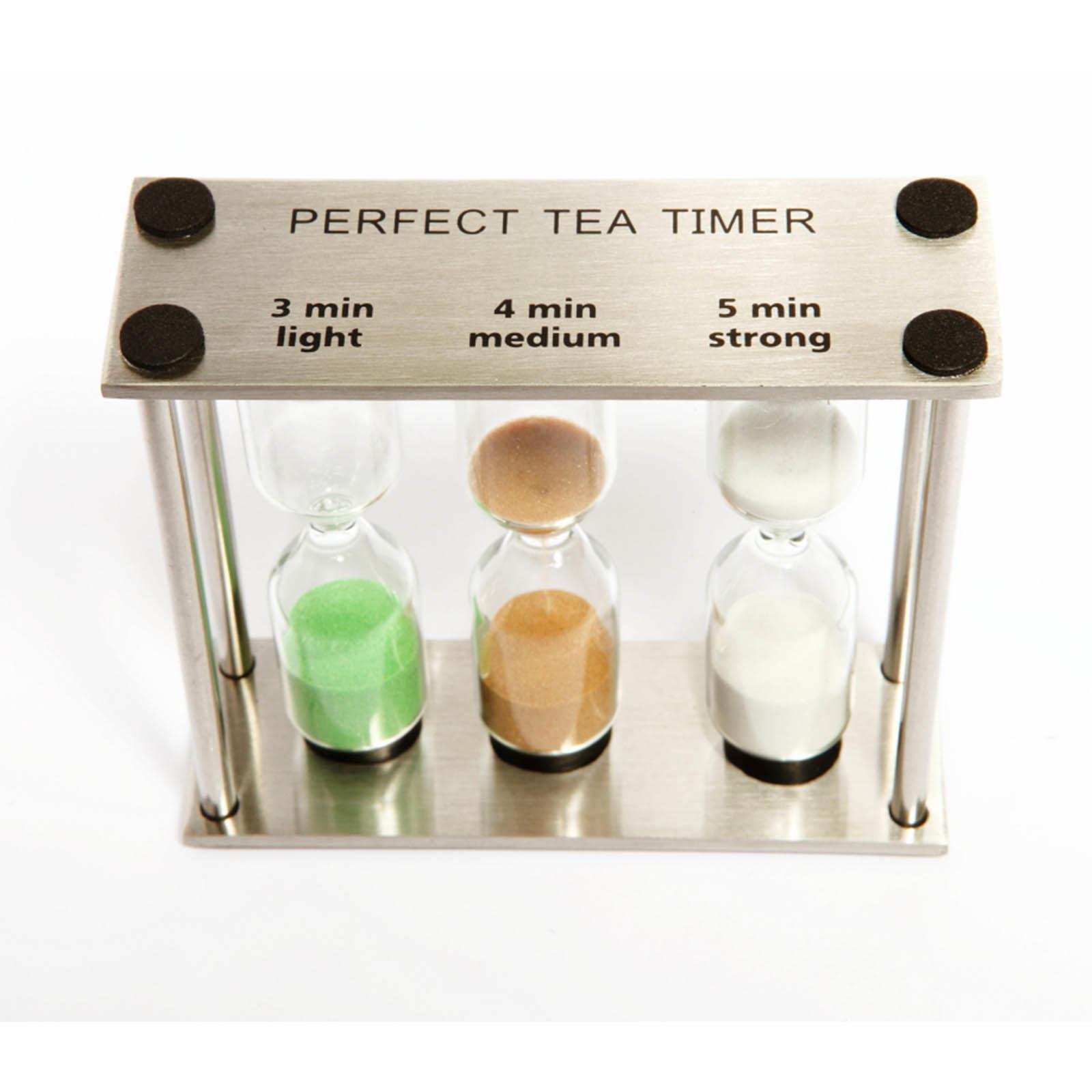 """My dream tea"" hourglass"