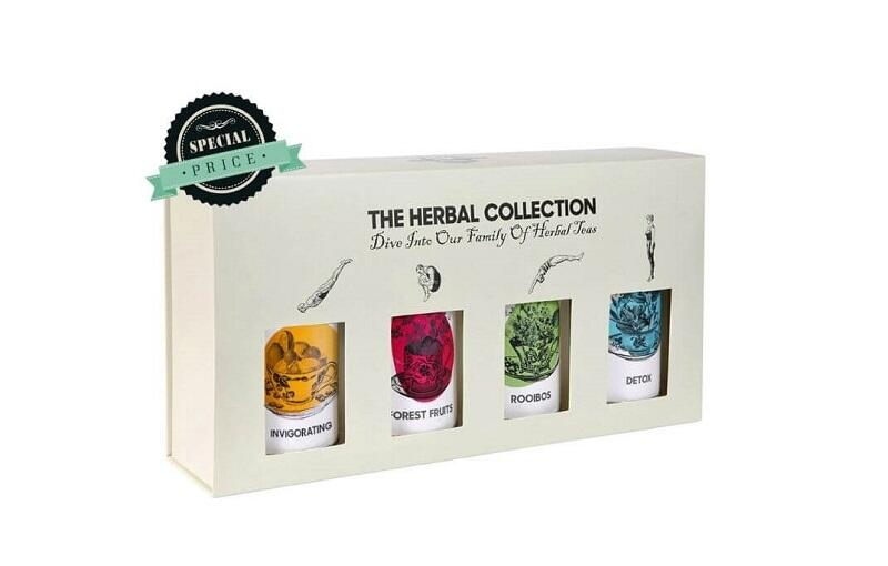The Herbal Collection - Herbal teas